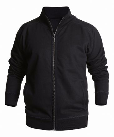 Blaklader 3349 Sweatshirt Full Zip (Black)